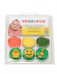 Mini kit trucco con timbri speciale compleanno Snazaroo™