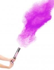Cannone sparacoriandoli polvere rosa