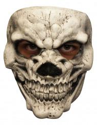 Maschera da teschio beffardo per adulto - Halloween