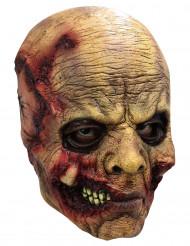 Maschera di Halloween: viso in decomposizione