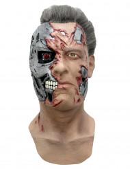 Maschera da cyborg T-800 - Terminator® Genisys™