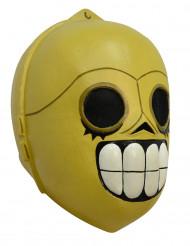 Maschera Droide Dia de los muertos adulti Halloween