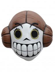 Maschera Principessa spaziale Dia de los muertos Calaveritas™