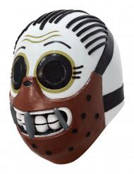 Maschera cannibale Dia de los Muertos Calaveritas® adulti Halloween