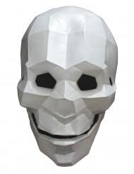 Maschera scheletro Low poly