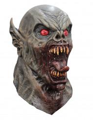 Maschera integrale da mostro diabolico per adulto - Halloween