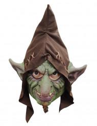 Maschera integrale goblin adulto Halloween