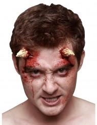 Trucco Halloween: finte corna da diavolo