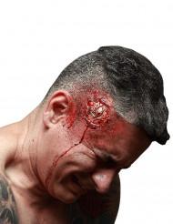 Trucco Halloween: ferita cranio fratturato