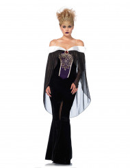 Costume regina del male donna Halloween