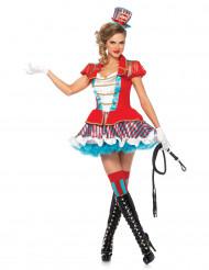 Costume da domatore da Circo Donna - Premium