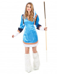 Costume eschimese sexy donna