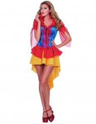 Costume da Principessa delle fiabe sexy per adulto