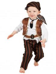 Costume da pirata ladro di coccole per neonato