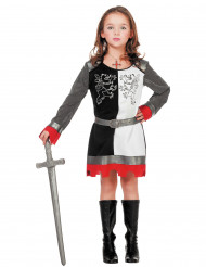 Costume da Principessa cavaliere per bambina