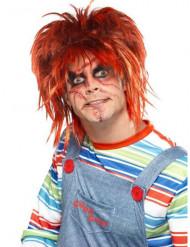 Kit trucco bambola terrificante adulto Halloween
