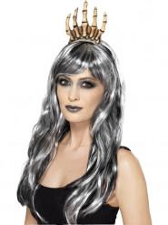 Corona di scheletro per donna