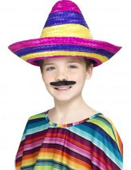 Sombrero multicolore bambino