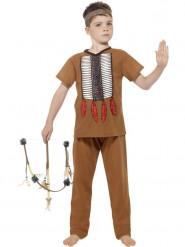 Costume apache per bambino