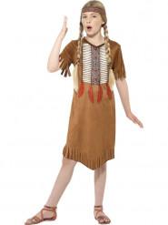 Costume indiana apache bambina