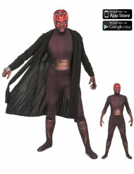 Costume Morphsuits™ Zappar Darth Maul™ adulto