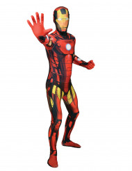 Costume Morphsuits™ Iron Man™ adulto