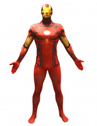 Costume Morphsuits™ da Iron Man™ adulto