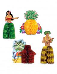 Centro tavola Hawaii