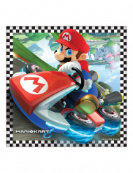 16 tovaglioli carta Super Mario™