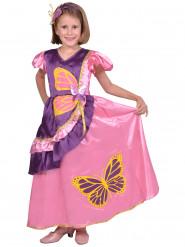 Costume da principessa farfalla per bambina