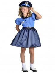 Costume da poliziotta per bambina