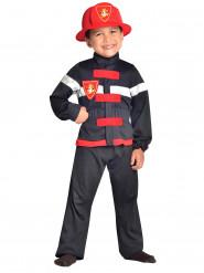 Costume da pompiere eroe per bambino