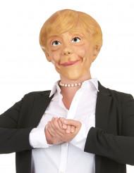 Maschera Angela Merkel