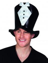 Cappello alto a forma di smoking