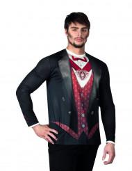 T-shirt da vampiro per uomo - Halloween
