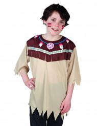 Maglietta da indiano bambino