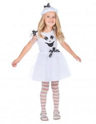 Costume da fantasmina bambina