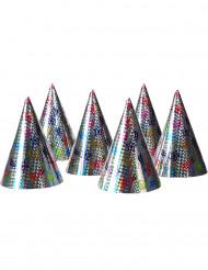 Confezione di 6 cappelli per feste