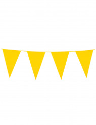 Ghirlanda di bandierine gialle
