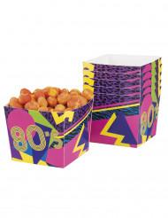 6 Scatole porta caramelle in cartone 80