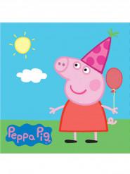 20 tovaglioli di carta Peppa Pig™