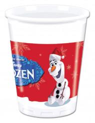 8 Bicchieri di plastica Olaf Christmas™