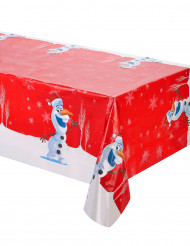 Tovaglia di plastica Olaf Christmas™