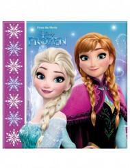 Confezione di 20 tovaglioli Elsa Frozen™