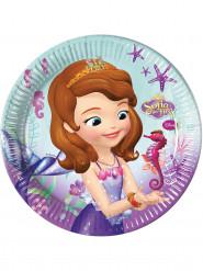 8 piatti di cartone Princesse Sofia™