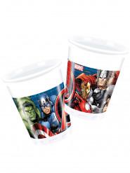 8 Bicchieri di plastica Avengers™