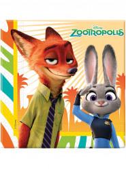 Confezione 20 tovaglioli Zootropolis™