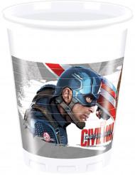 8 bicchieri Avengers Civil War™