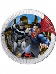 8 ppiatti di cartone Batman vs Superman™