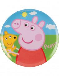 Piatto di melamina Peppa Pig™